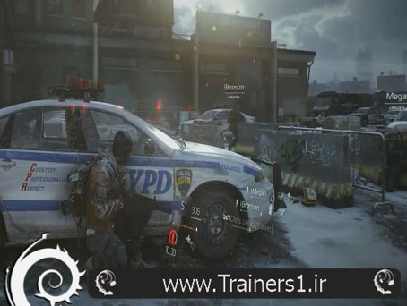تریلر بازی  Tom Clancy's the Division
