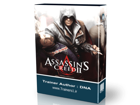 ترینر بازی [Assassins Creed II [DNA نسخه 1.01