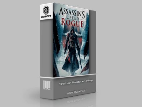 ترینر بازی (Assassins Creed Rogue (Fling +29