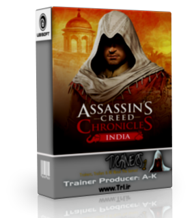 ترینر ایرانی بازی Assassins Creed Chronicles India