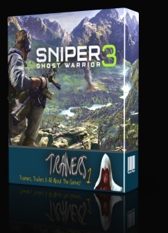 ترینر بازی Sniper Ghost Warrior 3