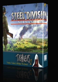 ترینر بازی Steel Division Normandy 44