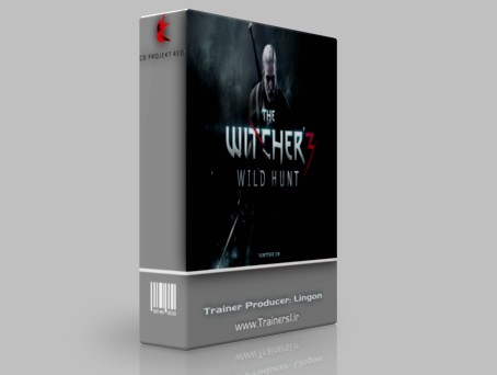 ترینر بازی The Witcher 3 Wild Hunt نسخه 1.06(Lingon)